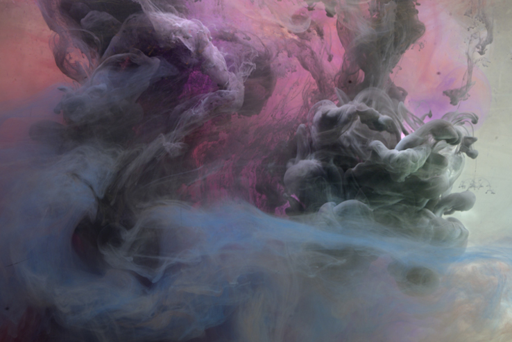Kim Keever - K2 Abstract 722