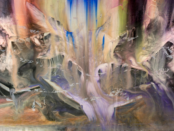 Kim Keever - K2 Abstract 3215