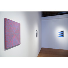 Samantha Bittman Installation view
