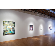Metagalactic Installation view