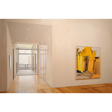 Sarah McKenzie Door to the River (Whitney Museum with Willem de Kooning, 2015)