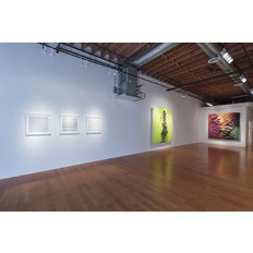 Chris Oatey & Dylan Gebbia-Richards Installation view