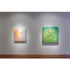 Dylan Gebbia-Richards Installation view
