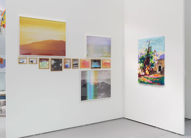 UNTITLED. Miami Beach - Installation view