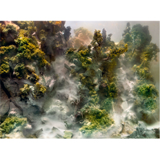 Kim Keever Waterfall 04h